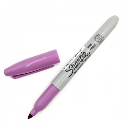 Sharpie Fine Boysenberry