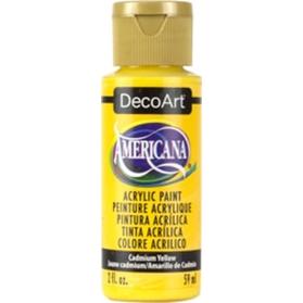 Americana DA010 Cadmium Yellow
