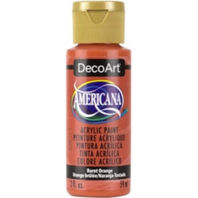Americana DA016 Burnt Orange