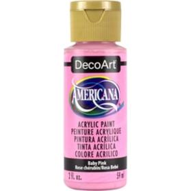 Americana DA031 Baby Pink