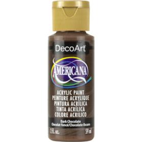 Americana DA065 Dark Chocolate
