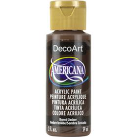 Americana DA064 Burnt Umber