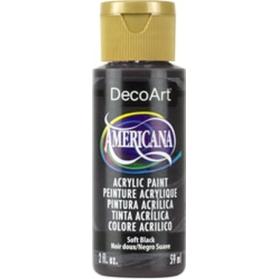 Americana DA155 Soft Black