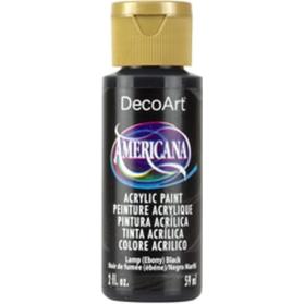 Americana DA067 Lamp Black