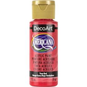 Americana DA129 True Red