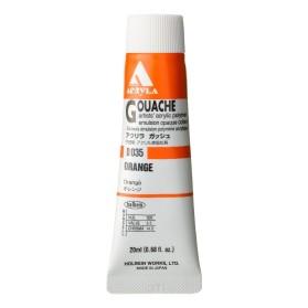 Acryla Gouache D035 Orange