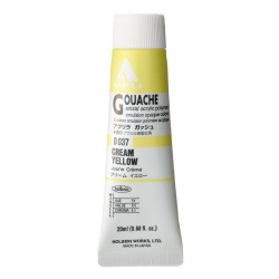 Acryla Gouache D037 Cream...