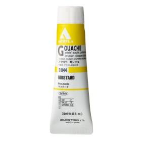 Acryla Gouache D044 Mustard