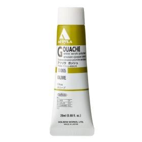 Acryla Gouache D065 Olive