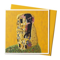 NI The Kiss Klimt Postal