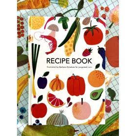 Libro de recetas -Recipe Book-