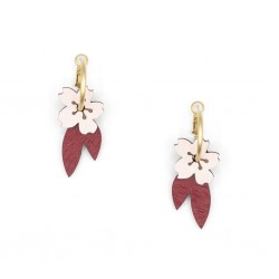 Pendientes  Pretty Cherry...