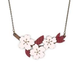 Collar Cherry Blossom