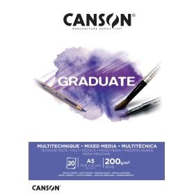 Canson Graduate Mix Media A5