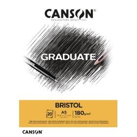 Canson Graduate Bristol A5