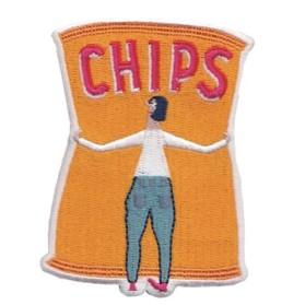 JW Parche CHIPS