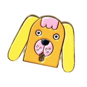 AS Dog Pin