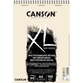 Canson XL Sand Grain Natural