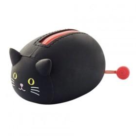 Monedero Lihit Lab Gato negro