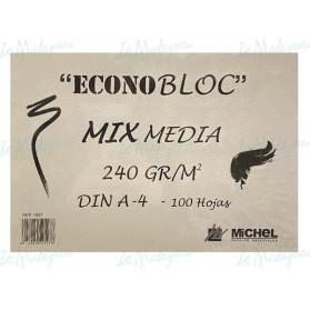 Econobloc Mix Media A4