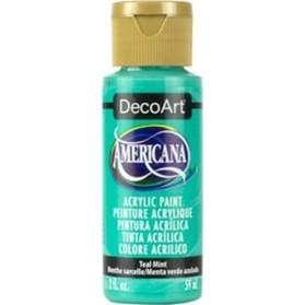 Americana DA332 Teal Mint