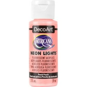 Americana DA341 Neon Peach...