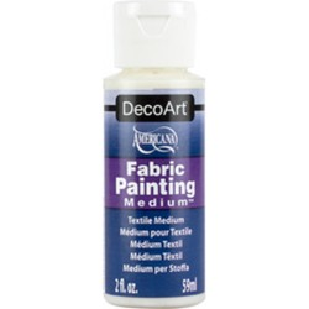 Americana Fabric Painting
