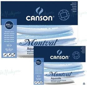 Canson Montval encolado 4...