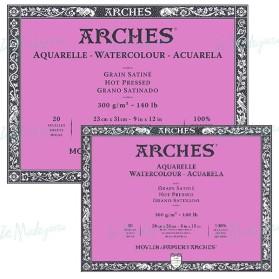 Arches Satinado 300 gramos