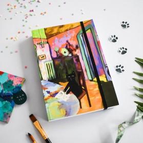 Sketchbook Wassily Cat