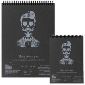 Black Sketch Pad