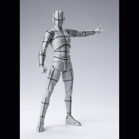 Body Kun Wireframe (Gray...
