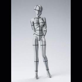 Body Chan Wireframe (Gray...