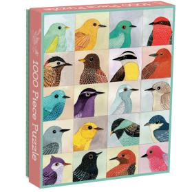 Puzzle 1000 Avian Friends