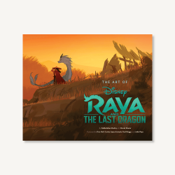 The Art of Raya and the...