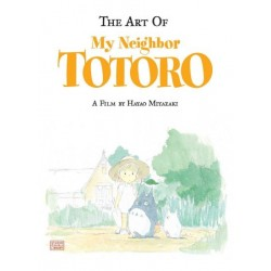 The Art Of Totoro