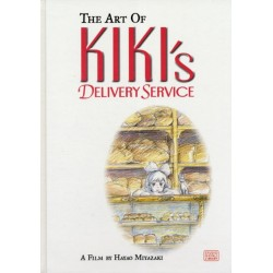 The Art Of Kiki's Delivery...