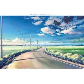 The Art of Makoto Shinkai