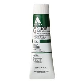 Acryla Gouache D063 Deep Green