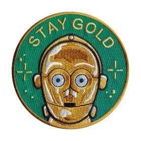 LB Parche Stay Gold