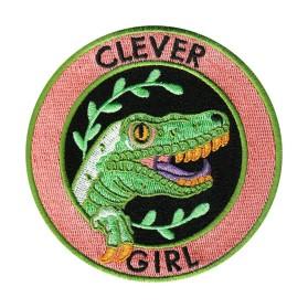 LB Parche Clever Girl