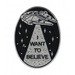 Parche I want to believe