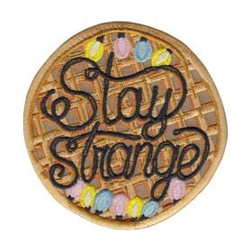 Parche Stay Strange
