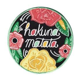LB Parche Hakuna Matata