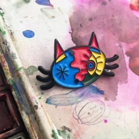 NI Joan Miró Cat Pin