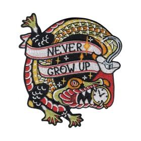 LB Parche Never Grow Up