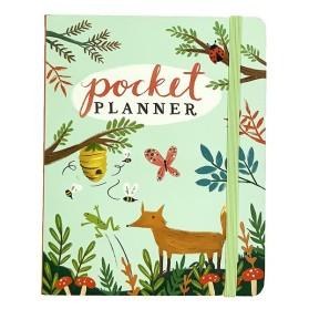 Forest Friends Pocket Planner