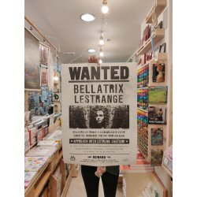 Wanted Bellatrix Lastrange...