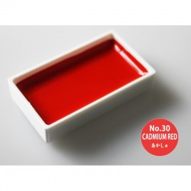 Gansai Tambi 30 Cadmiun Red
