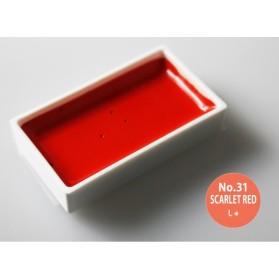 Gansai Tambi 31 Scarlet Red